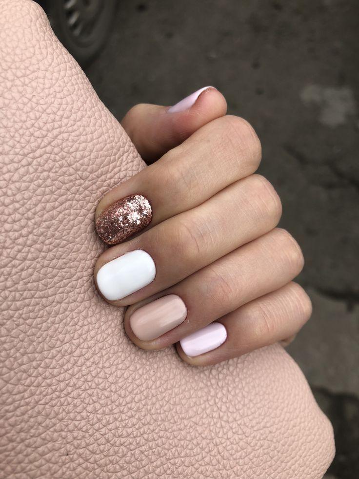#nails #nude #manicure #E2 #nudemanicure #tender –