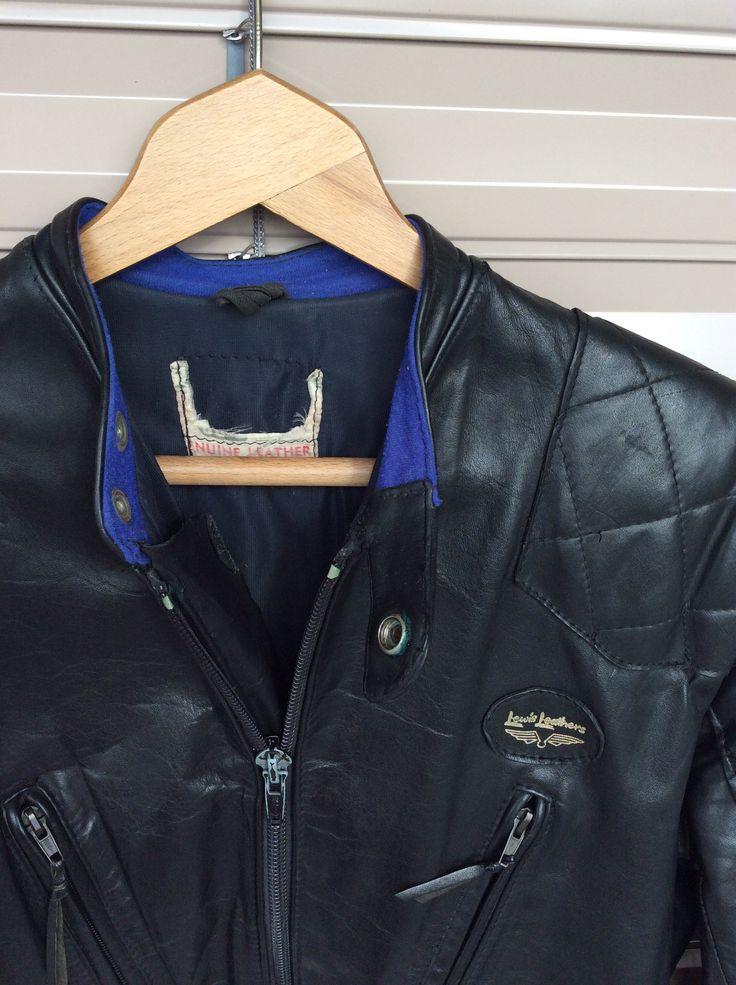 Vintage leathers