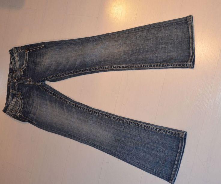 Miss Me Jeans boot JP4788-3r size 26 NWOT #MissMe #BootCut