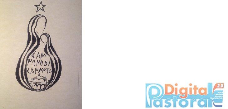 ll logo è estremamente semplice e nello stesso tempo carico di significati. E' interamente disegnato a mano libera, per sottolineare l'imperfezione e la fragilità dell'animo di chi percorre il Cammino di fede.Le figure rappresentano idealmente le due cime più alte del Meta che danno origine al Melfa, il qualescendendo, sulla destra, disegna la figura del …