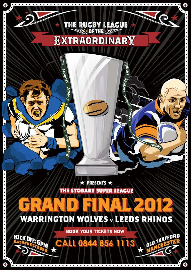 Grand Final of the Extraordinary‏ - Leeds Rhinos v Warrington Wolves - 1895Sports