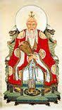 Daode Tianzun- Il était vie dans plusieurs formes. Il est connu pour son participation actif dans la monde des être humains.