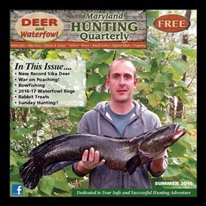 Maryland Hunting Quarterly Magazine, Your Premier Hunting Source