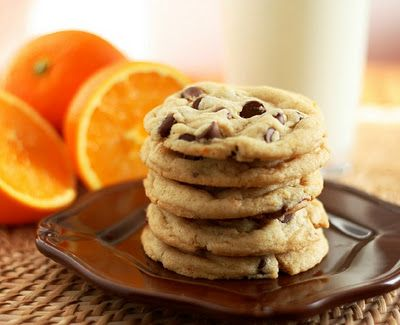 Orange Chocolate Chip Cookies (tastes just like an Orange Milano, but better!) - Cooking Classy                                                                                                                                                                                 More