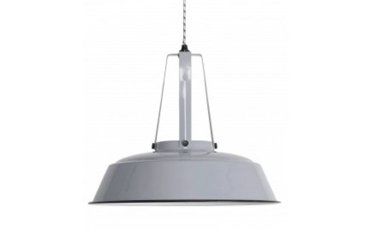 HK Living hanglamp industrie VAA1003 grijs