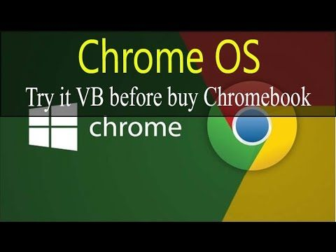 Enjoy Chrome Linux Operating System before buy New Chromebook