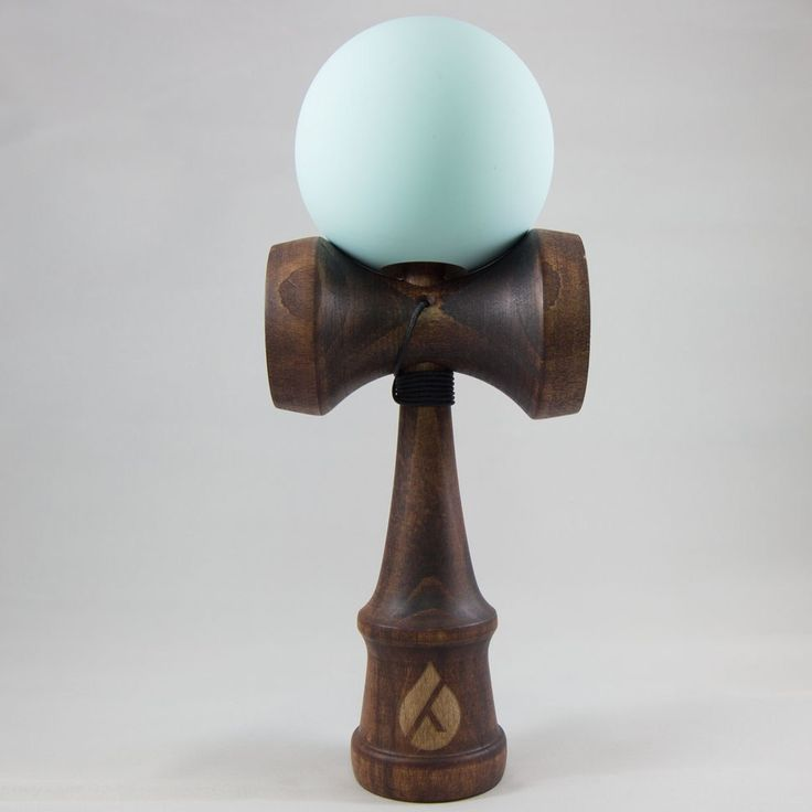 Atlantic Kendama – 'Sea foam' Driftwood
