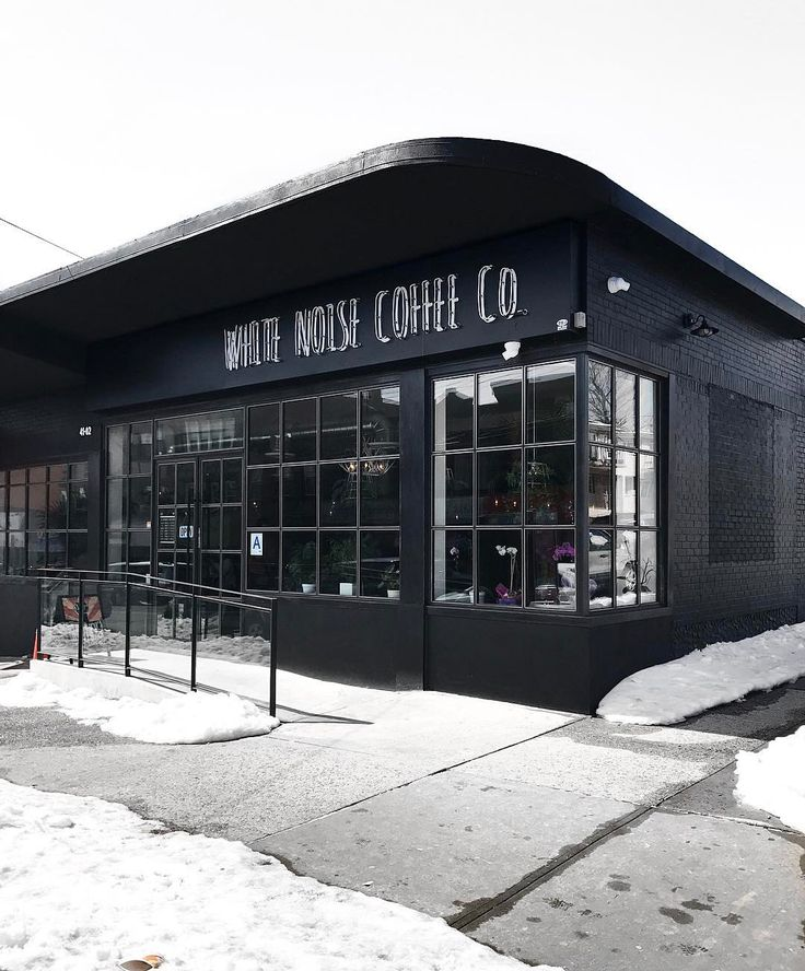 White Noise Coffee Co.
