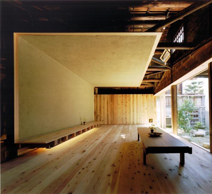 吉村理建築設計事務所 | 奈良 建築家 大阪 京都 住宅 リフォーム 木造
