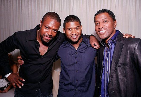 Chris Tucker & Usher