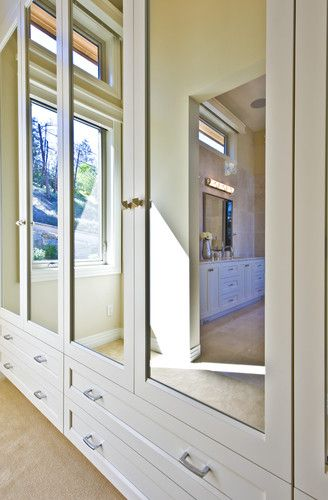 15 Best Images About Closet Doors On Pinterest Mirror