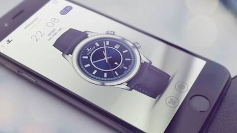 Luxury Daily Jaeger-LeCoultre wakes up fans via accessible timepiece  Jaeger-LeCoultres Wake-Up Memovox app  Swiss watchmaker Jaeger-LeCoultre is letting consumers rise to the sound of an iconic timepiece via a mobile alarm application.  The Memovox first introduced in 1956 was the first automatic timepiece to feature an alarm function. Now Jaeger-LeCoultre has translated the experience of setting and waking up with the Memovox for the 21st century.  Wake up call The Wake-Up Memovox app is…