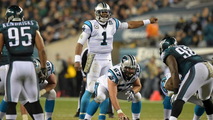 Carolina Panthers are a big challenge for the Philadelphia Eagles