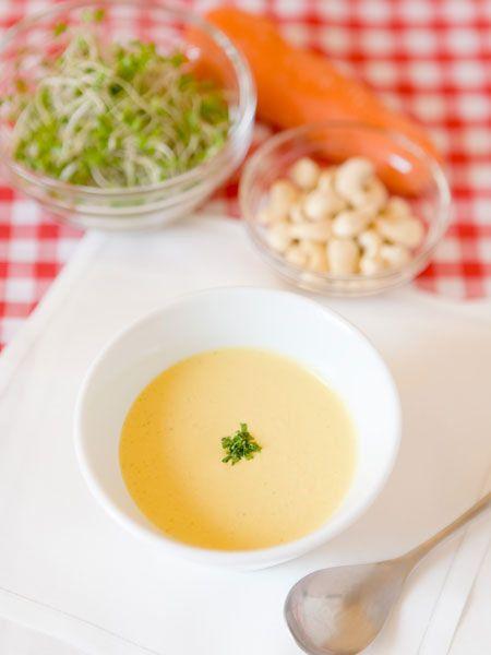 【ELLE a table】にんじんのリッチジュースレシピ エル・オンライン