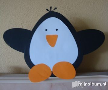 knutselen pinguin - Google zoeken