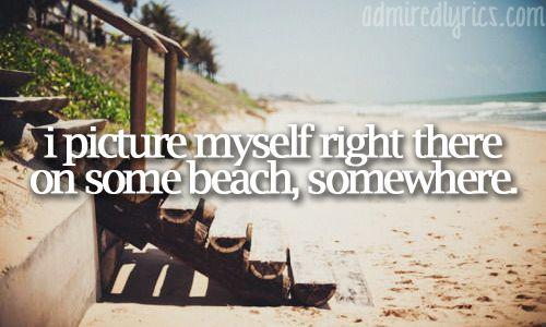 """Some Beach"" - Blake Shelton"