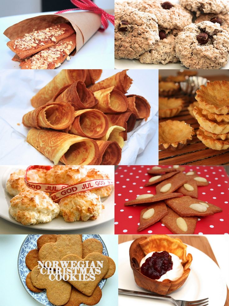 Norwegian Christmas Cookie Recipe--these were at all of my childhood Christmas's :)