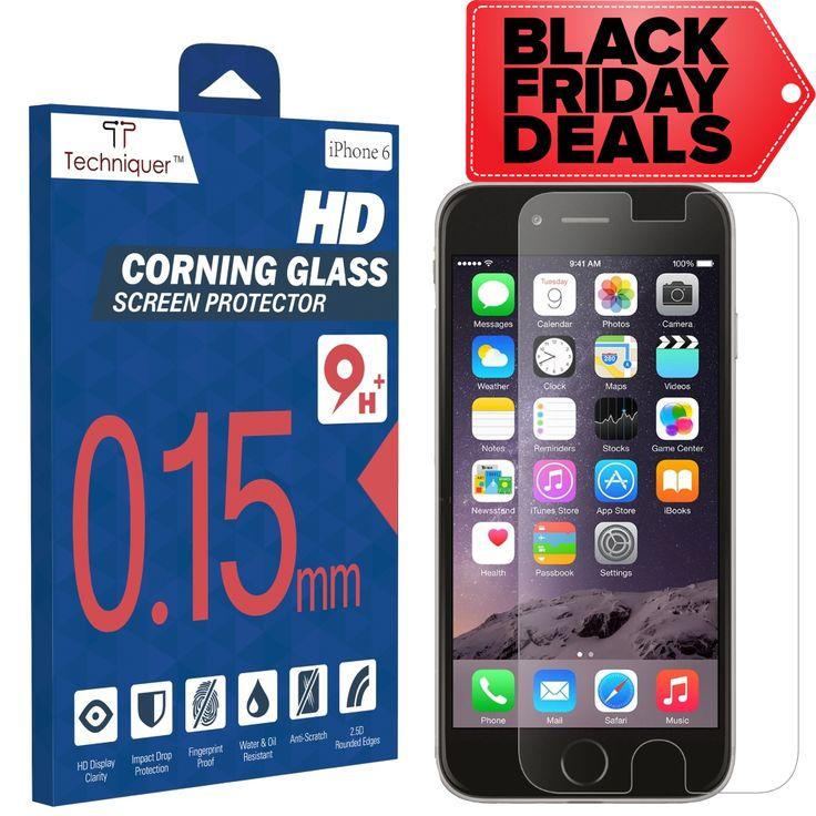 Black Friday Deals: iPhone 6S Screen Protector