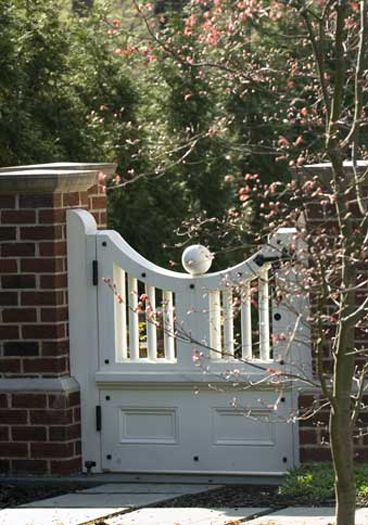 1000 images about Garden Gates Fences on Pinterest Gardens