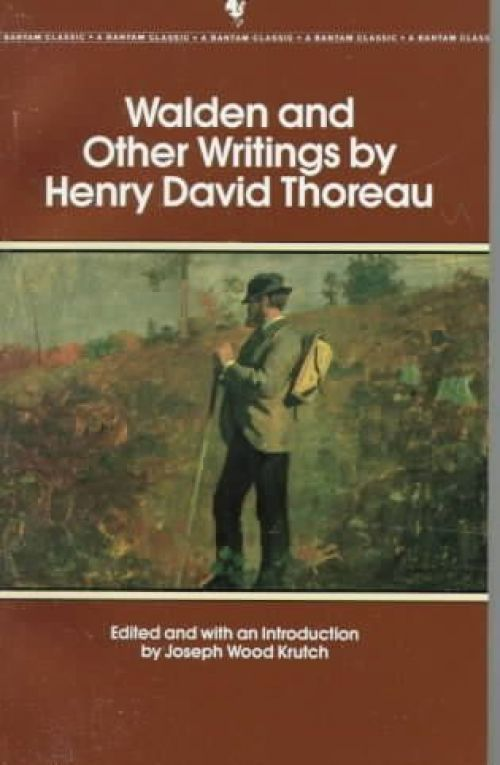 NEW Walden and Other Writings by Henry David Thoreau Mass Market Paperback Book