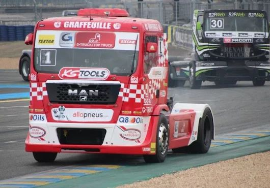 FRENCH CUP TRUCK RACING #truckracing #ceskytrucker