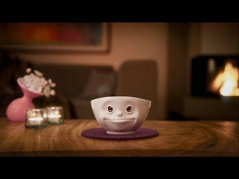 TASSEN - Nur für Dich--adorable German cup commercial! You have to check this out!