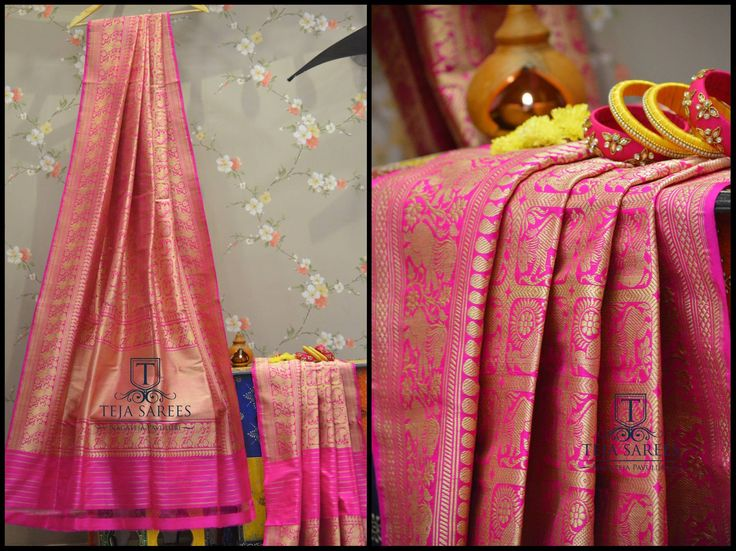 TS-SR- 327AvailableHere is an Absolute head turner !!An Exquisite collection of Banars Pattu saree for your Big day from Team Teja !!!For orders/querieswhatu2019s app us on8341382382 orCall us @8790382382Mail us tejasarees@yahoo.com LikeNeverBefore Tejasarees Newdesigns icreate sarees tejupavuluri hyd silk banaras handloomsStay Amazed!! Team Teja!! 31 October 2016