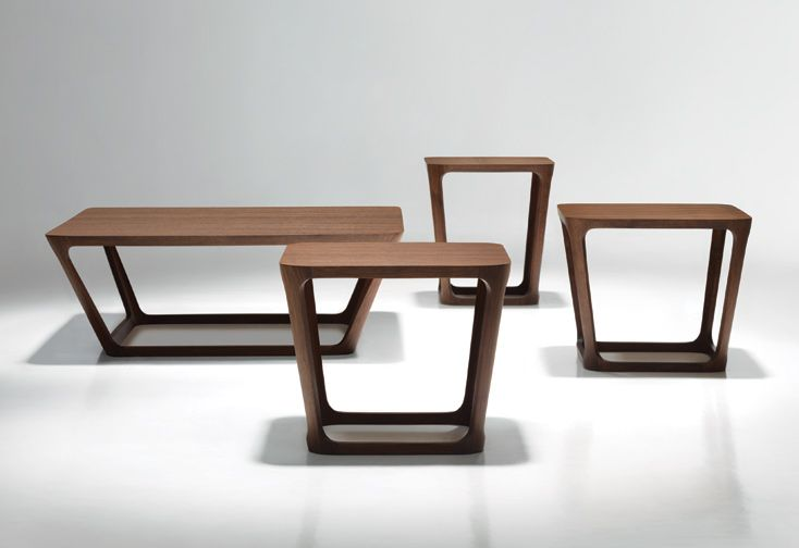 Marc Thorpe - Area: Occasional tables for Bernhardt Design. Love