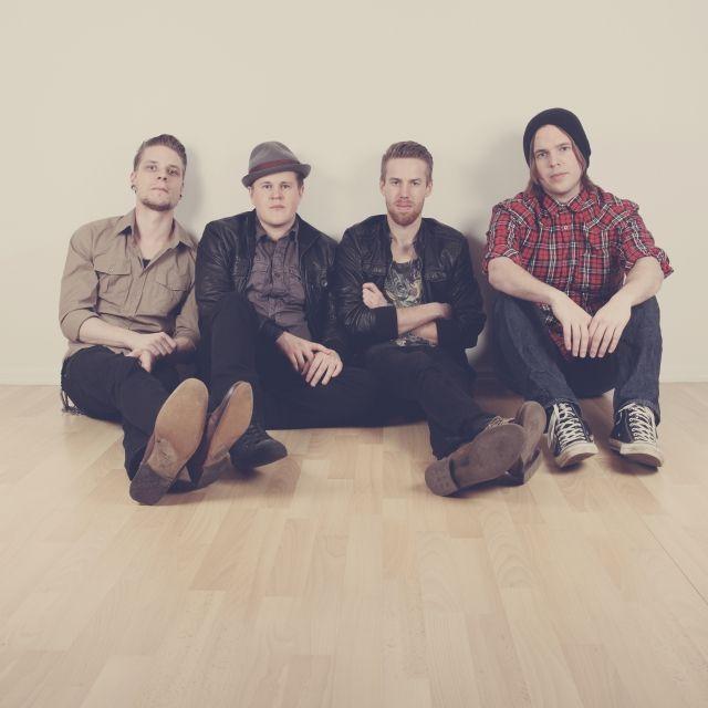 Godless Men. Blues Rock band from Sweden.