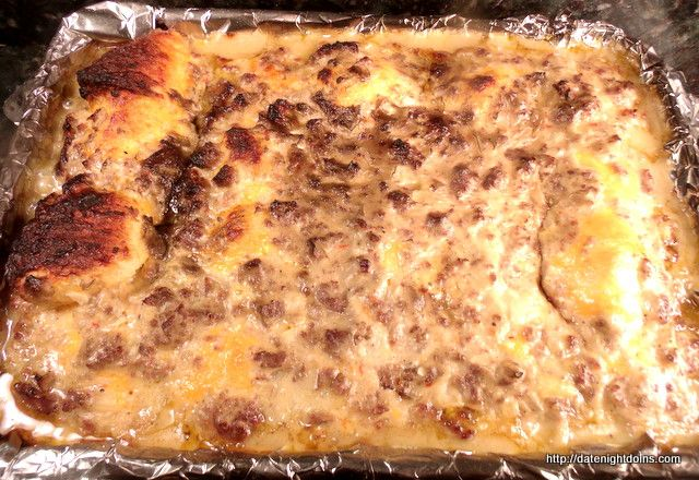 Ultimate Biscuit and Gravy Breakfast Bake, Grill Grate, Maverick, HPBA, KCBS, How To BBQ, Ken Patti BBQ, Pellet Cooking, Bull Racks, Date Night Butt Rub, Date Night Recipe,Green Mountain Grill