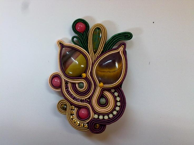 broche kakadu