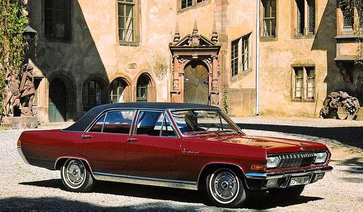 1964 Opel Diplomat