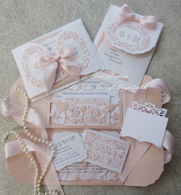 pamscrafts: Wedding Stationery..
