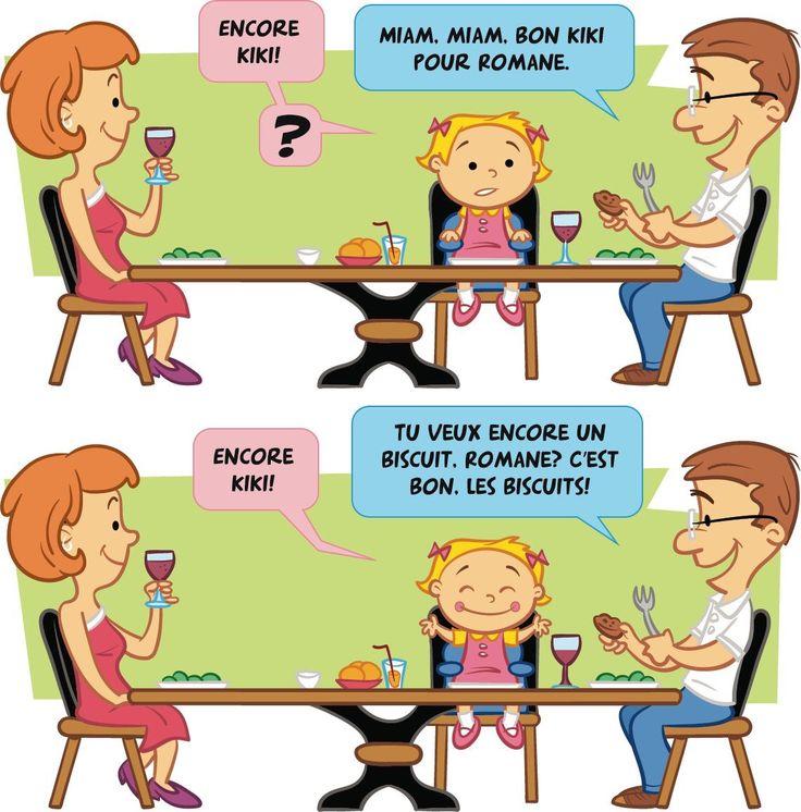 Conseil #4 Parler à l'enfant avec des mots et des phrases d'adulte. #Placote #Stimulationdulangage