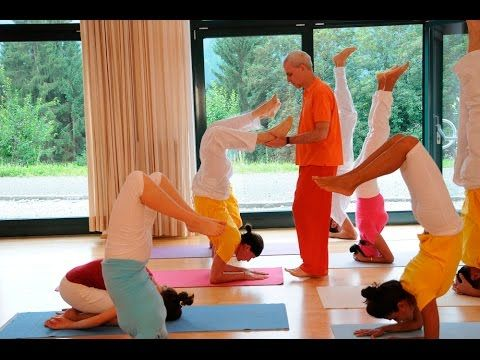 Sivananda Yogalehrer-Ausbildung in Österreich