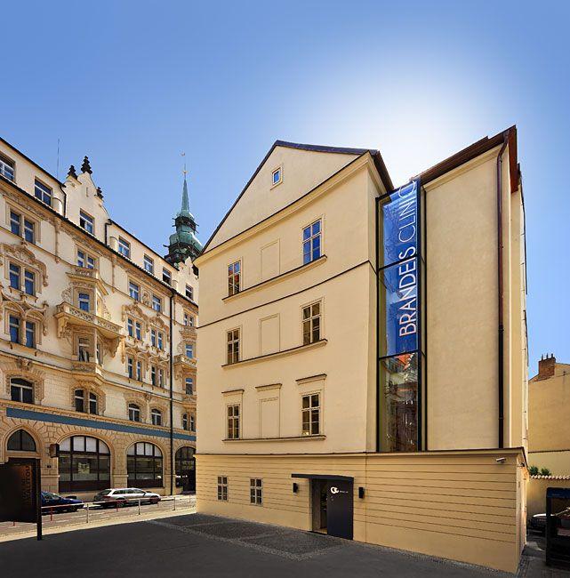 Brandeis Clinic in Praha, Hlavní město Praha