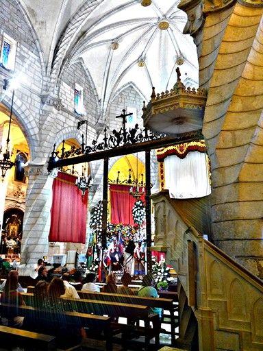 Iglesia Arciprestal de Santiago. Villena, Alicante.