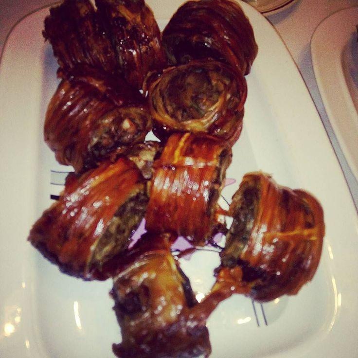 Κάτι ελαφρύ για βράδυ #instafood #kokoretsi #traditionalgreekfood by theokar1975