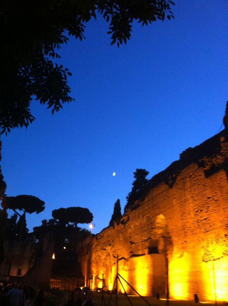 Teatro dell'Opera @ Terme di Caracalla (Rome, Italy)