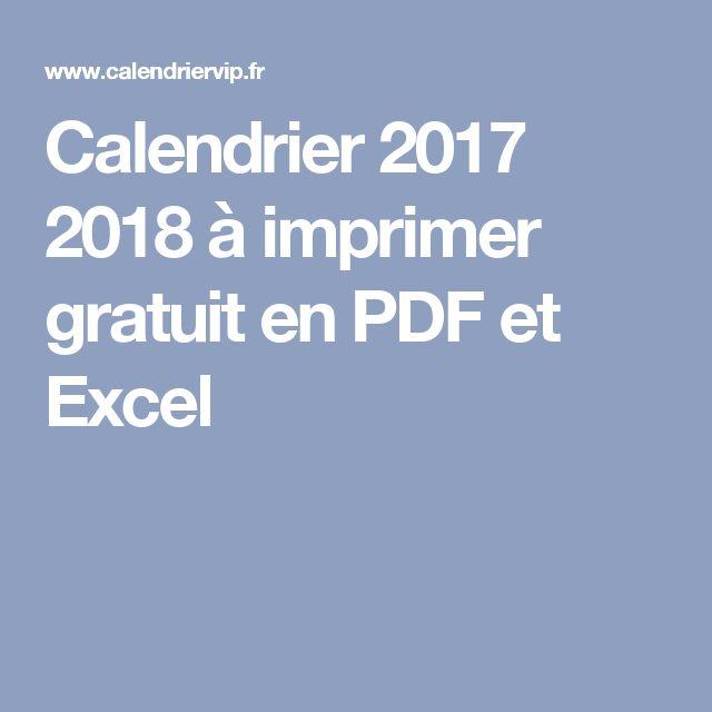 Populaire Plus de 25 idées uniques dans la catégorie Calendrier 2017 2018  FU36