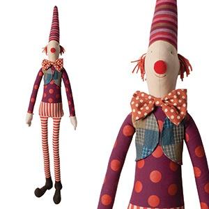 Mega maxi #clown 150cm | #Maileg via sistersguild