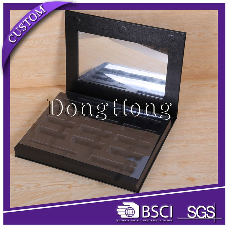 Beautiful design cardboard box false eyelash packaging with Cheap Pirce
