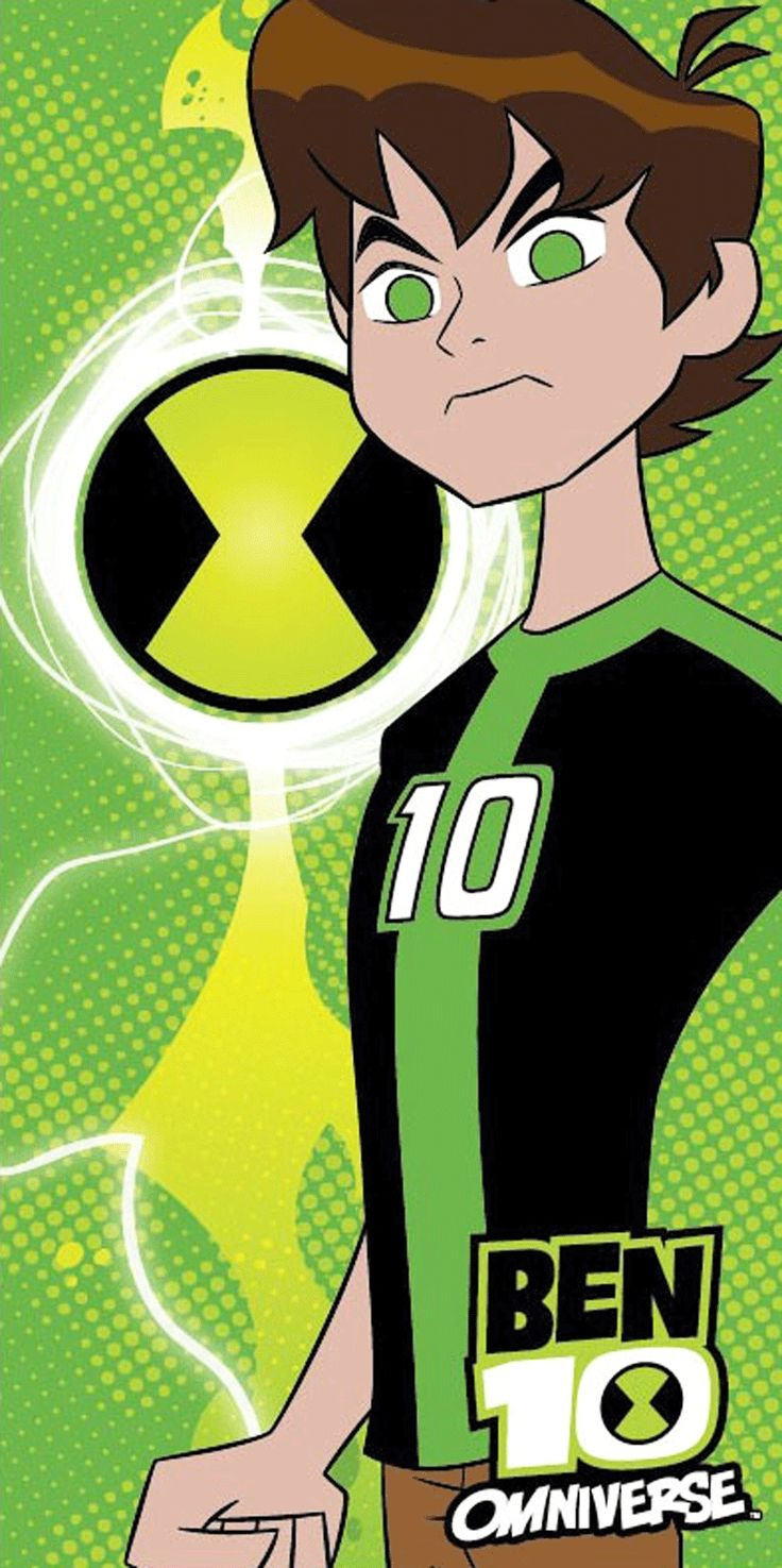 Ben 10 Omniverse Beach Bath Towel
