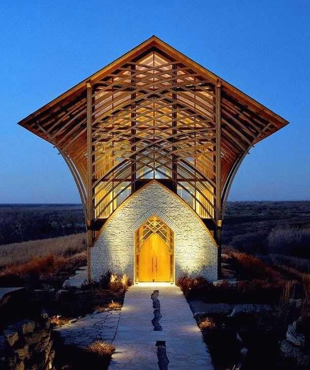 Храм Святого Семейства Небраска (4)