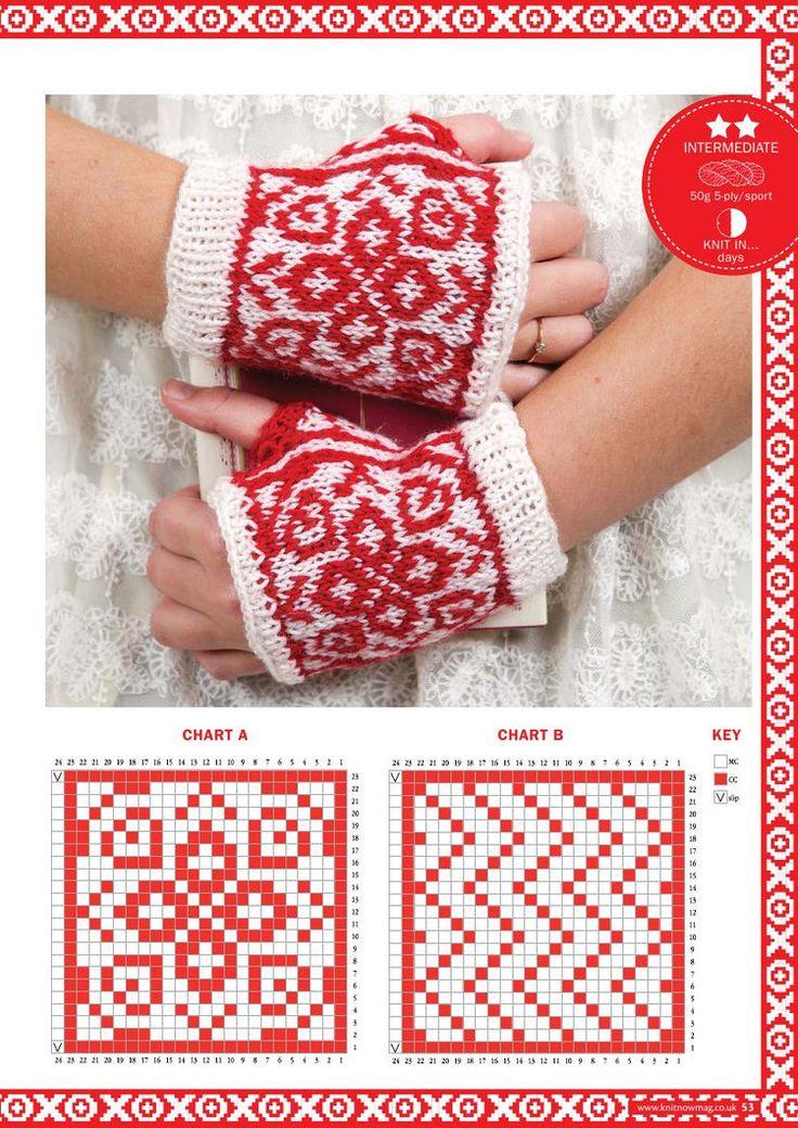 Knit Now Issue 41 2014 - 轻描淡写 - 轻描淡写