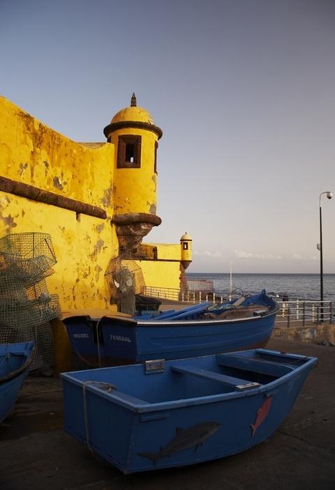 """Intercambio de casa en Madeira, el """"jardín del Atlántico"""". Océano, excursiones, verde y clima templado todo el año."""
