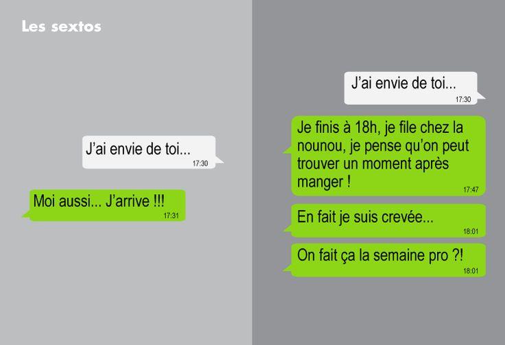 """Livre d'humour Bébé avant/après chez les éditions playbac """"Les sextos"""" (avec images)   Après ..."""