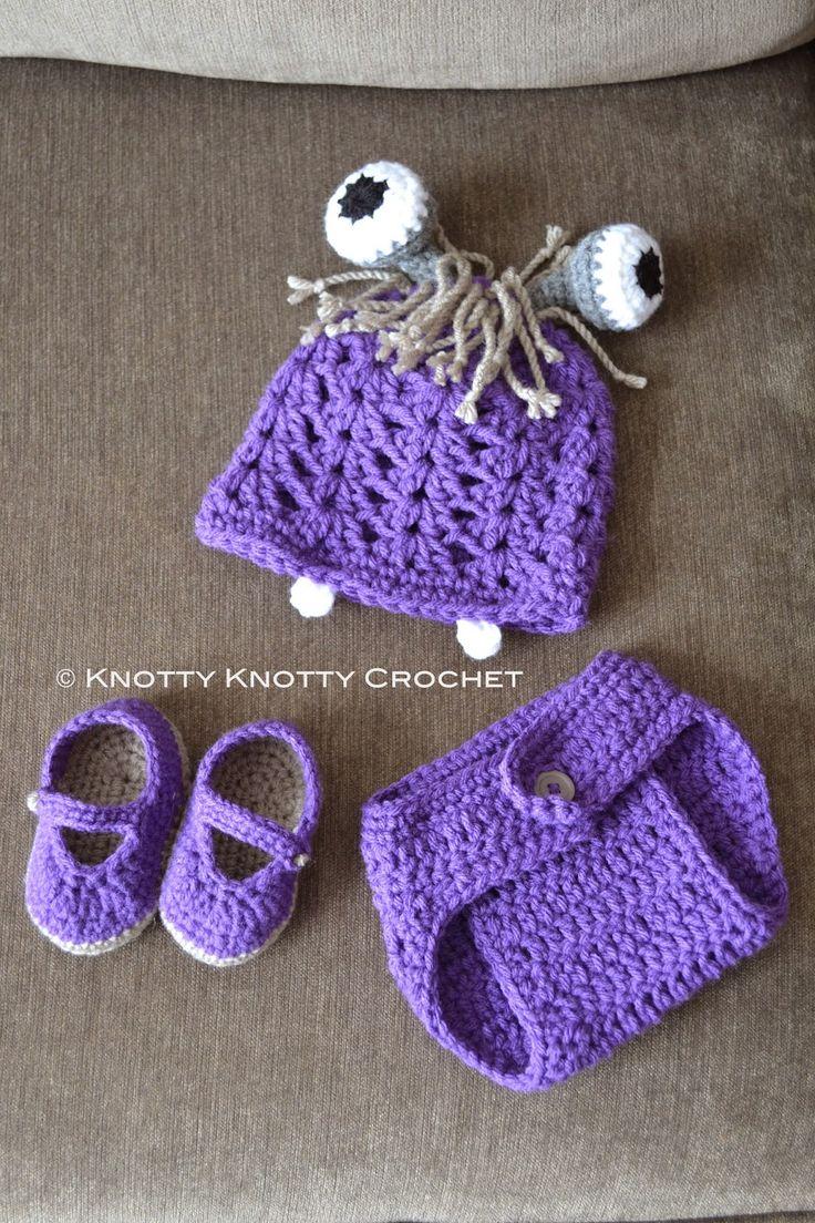 910 best crochet images on pinterest crochet ideas crochet hats knotty knotty crochet boo inspired three piece set free pattern bankloansurffo Image collections