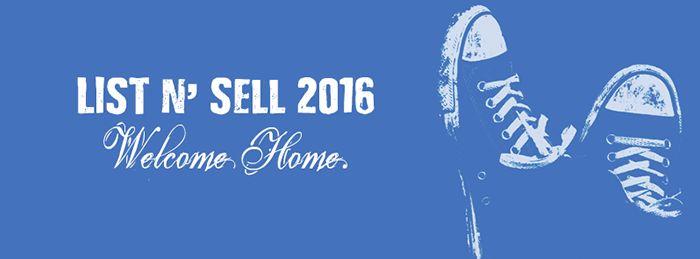 LIST n' Sell '16 • Welcome Home •