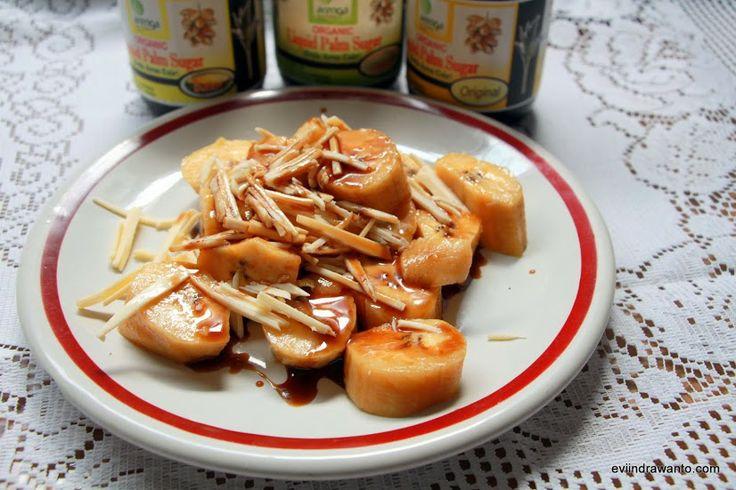 Kenikmatan Pisang Keju Palm Sugar